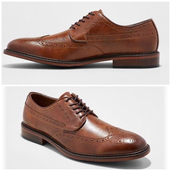 a4befb7a9defb Goodfellow   Co Other -  NWOT  Men s Goodfellow Jaylen Wingtip Dress shoe
